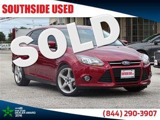 2014 Ford Focus Titanium | San Antonio, TX | Southside Used in San Antonio TX