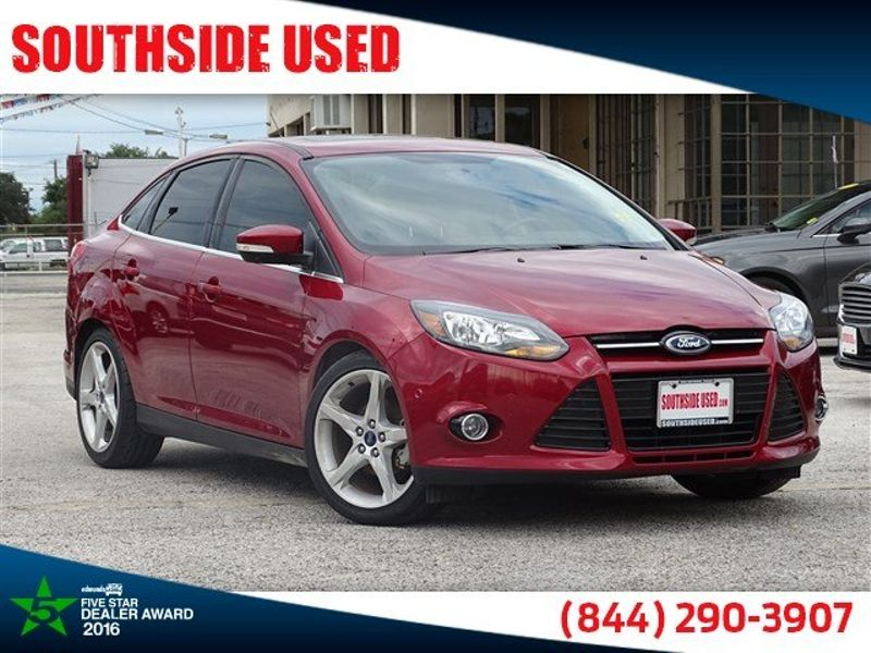 2014 Ford Focus Titanium | San Antonio, TX | Southside Used in San Antonio, TX