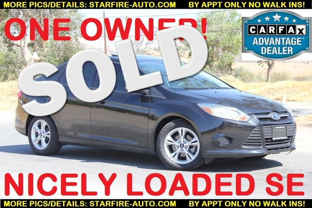 2014 Ford Focus SE Santa Clarita, CA 0