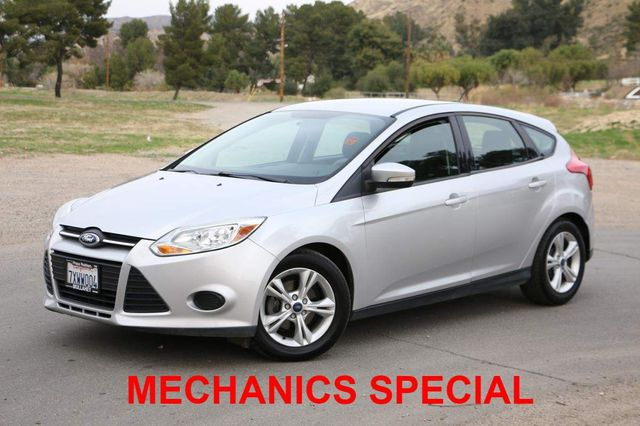 2014 Ford Focus MECHANICS SPECIAL Santa Clarita, CA 1