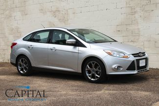 2014 Ford Focus SE with Appearance Package, Heated Seats, in Eau Claire, Wisconsin
