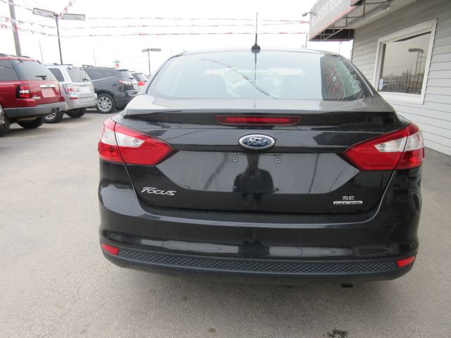 2014 Ford Focus, PRICE SHOWN IS THE DOWN PAYMENT south houston, TX 3