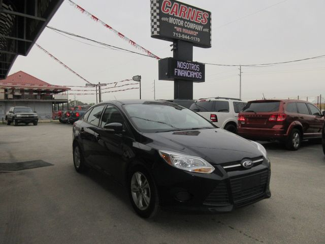 2014 Ford Focus, PRICE SHOWN IS THE DOWN PAYMENT south houston, TX 5