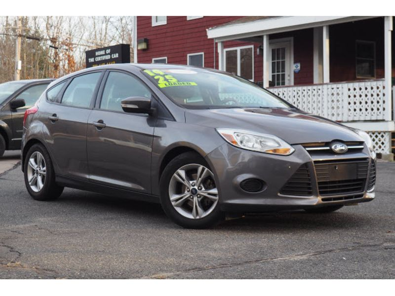 2014 Ford Focus SE | Whitman, Massachusetts | Martin's Pre-Owned