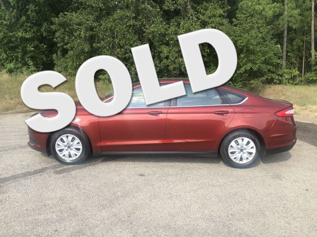 2014 Ford Fusion S Athens, TX
