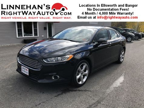 2014 Ford Fusion SE in Bangor