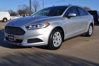 2014 Ford Fusion S in Bettendorf/Davenport, Iowa 52722
