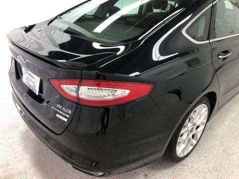 2014 Ford Fusion Titanium | Bountiful, UT | Antion Auto in Bountiful, UT