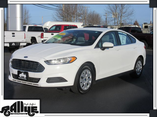 2014 Ford Fusion S 4dr in Burlington, WA 98233