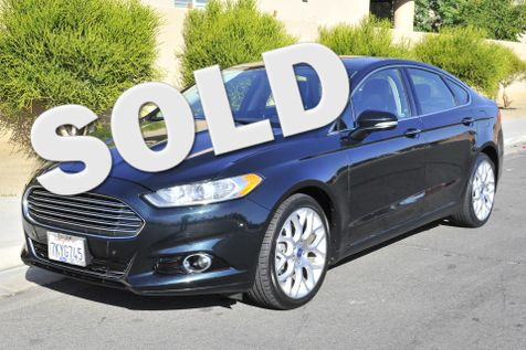 2014 Ford Fusion Titanium in Cathedral City