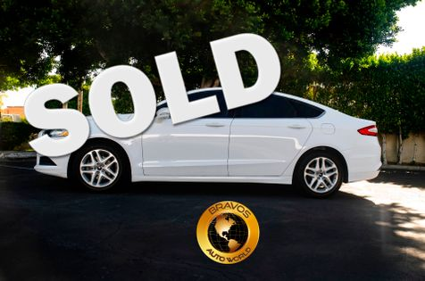 2014 Ford Fusion SE in cathedral city