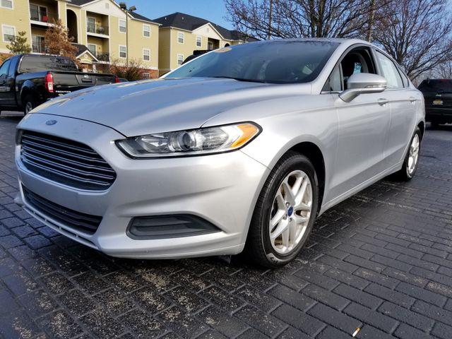2014 Ford Fusion SE   Champaign, Illinois   The Auto Mall of Champaign in Champaign Illinois