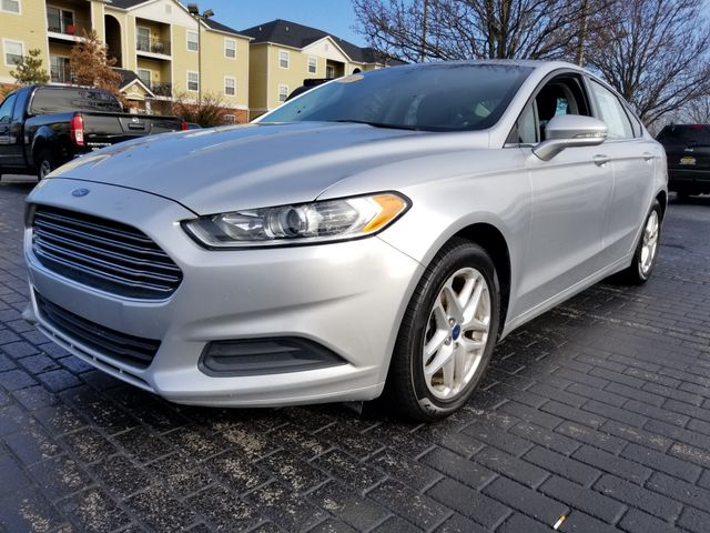2014 Ford Fusion SE | Champaign, Illinois | The Auto Mall of Champaign in Champaign Illinois
