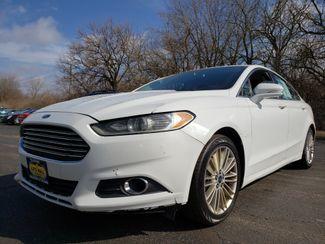 2014 Ford Fusion SE | Champaign, Illinois | The Auto Mall of Champaign in Champaign Illinois