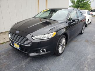 2014 Ford Fusion Titanium | Champaign, Illinois | The Auto Mall of Champaign in Champaign Illinois