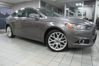 2014 Ford Fusion Titanium W/NAVIGATION SYSTEM/ BACK UP CAM Chicago, Illinois 1