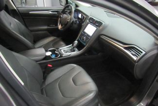 2014 Ford Fusion Titanium W/NAVIGATION SYSTEM/ BACK UP CAM Chicago, Illinois 17