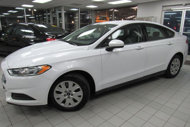 2014 Ford Fusion S Chicago, Illinois 3