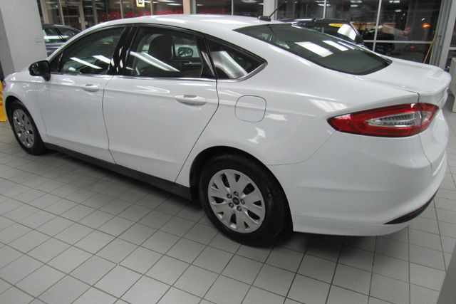 2014 Ford Fusion S Chicago, Illinois 5