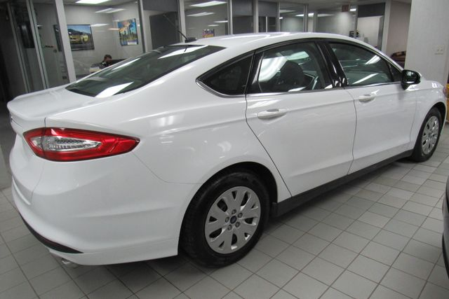 2014 Ford Fusion S Chicago, Illinois 7