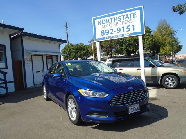2014 Ford Fusion SE in Chico, CA 95928