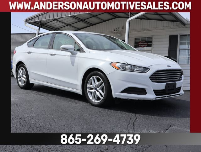 2014 Ford Fusion SE in Clinton, TN 37716
