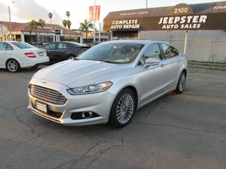 2014 Ford Fusion Titanium in Costa Mesa, California 92627