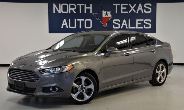 2014 Ford Fusion SE 1 Owner in Dallas, TX 75247