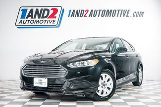 2014 Ford Fusion S in Dallas TX