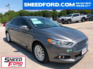 2014 Ford Fusion Energi Titanium in Gower Missouri, 64454