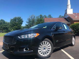 2014 Ford Fusion Energi Titanium in Leesburg Virginia, 20175