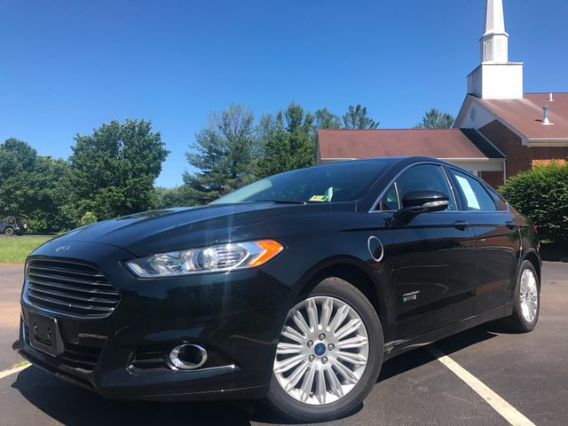 2014 Ford Fusion Energi Titanium in Leesburg Virginia, 20175