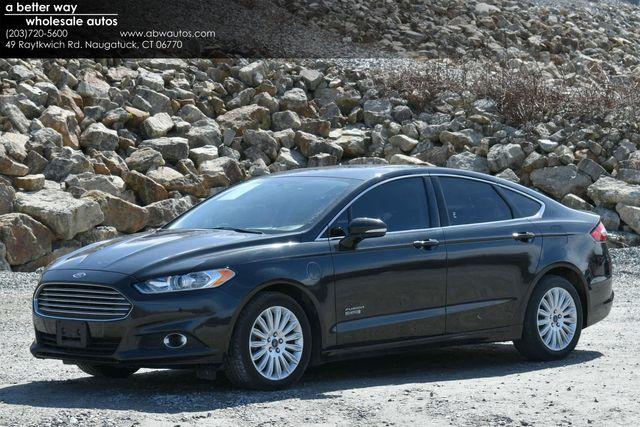 2014 Ford Fusion Energi SE Luxury Naugatuck, Connecticut
