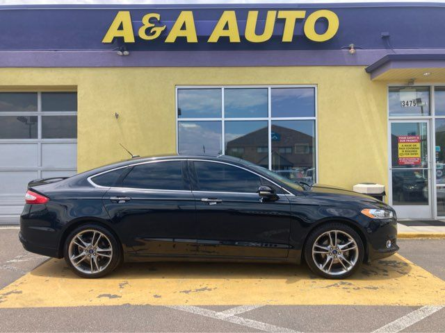2014 Ford Fusion Titanium in Englewood, CO 80110