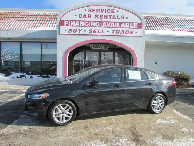 2014 Ford Fusion SE *SOLD!