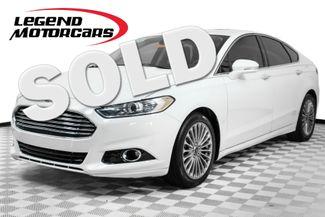 2014 Ford Fusion Titanium in Garland