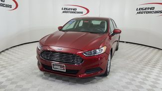 2014 Ford Fusion S in Garland, TX 75042