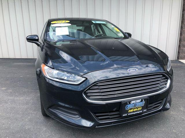 2014 Ford Fusion S in Harrisonburg, VA 22802