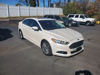 2014 Ford Fusion Titanium in Harrisonburg, VA 22802