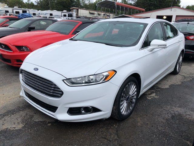 2014 Ford Fusion Titanium - John Gibson Auto Sales Hot Springs in Hot Springs Arkansas