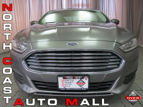 2014 Ford Fusion Hybrid S in Akron, OH