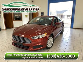 2014 Ford Fusion Hybrid S in Akron, OH 44320