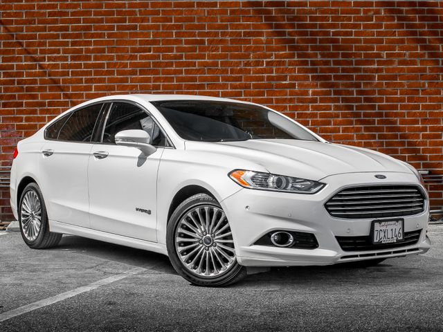 2014 Ford Fusion Hybrid Titanium Burbank, CA 1