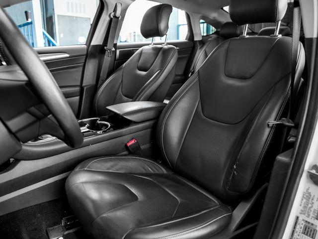 2014 Ford Fusion Hybrid Titanium Burbank, CA 10
