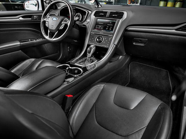 2014 Ford Fusion Hybrid Titanium Burbank, CA 11