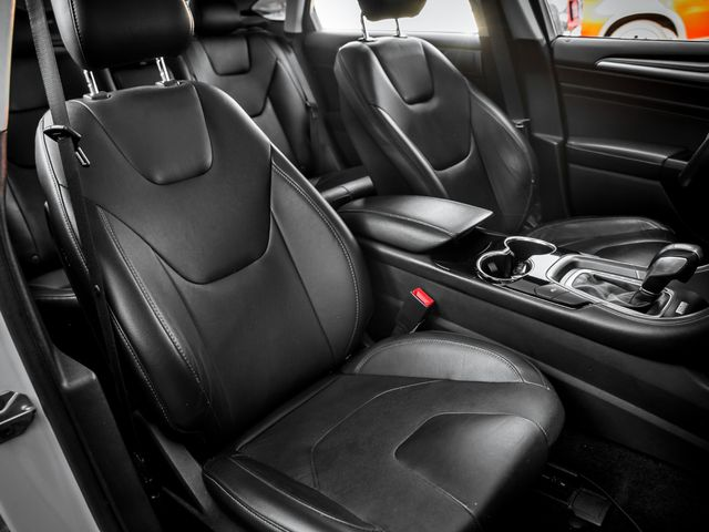 2014 Ford Fusion Hybrid Titanium Burbank, CA 12