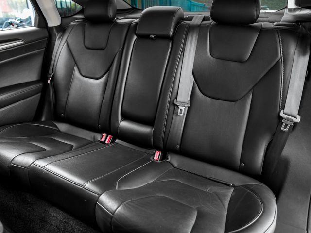 2014 Ford Fusion Hybrid Titanium Burbank, CA 14