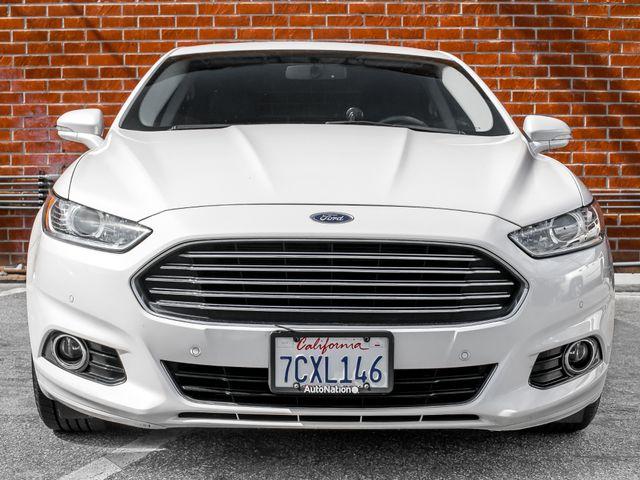 2014 Ford Fusion Hybrid Titanium Burbank, CA 2