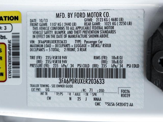 2014 Ford Fusion Hybrid Titanium Burbank, CA 30