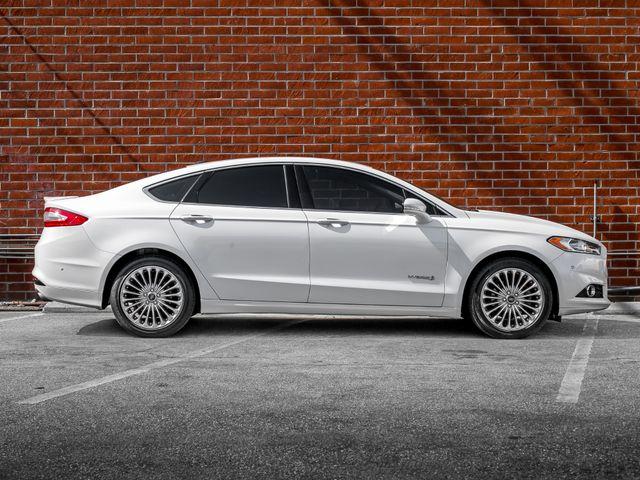2014 Ford Fusion Hybrid Titanium Burbank, CA 4